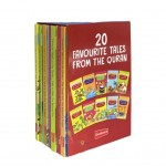 20 Favourite Tales From Quran Gift Box (10 Hard Bound Books)