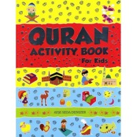 The Quran Activity Book For Kids