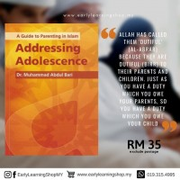 Dr. Muhammad Abdul Bari: A Guide to Parenting in Islam: Addressing Adolescence