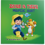 Ziyad & Tiger : Millipede Hunt