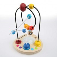 Baby Einstein Color Mixer Wooden Bead Maze