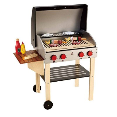 Gourmet Grill with Foods