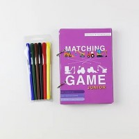 Haikal's Game Book: Matching Game Junior