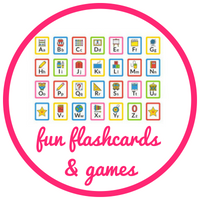 Fun Flashcards & Games