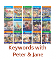 Keywords with Peter & Jane